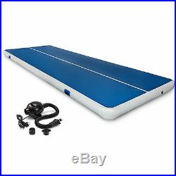 10x3.3/6x20FT Air Track Airtrack Floor Home Mat Gymnastics Tumbling Mat GYM Pump