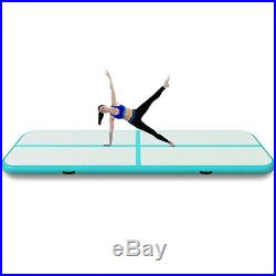 13FT Airtrack Air Track Floor Home Inflatable Gymnastics Tumbling Mat GYM