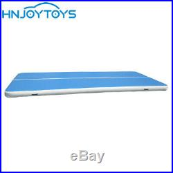 13x6.6ft8inch Inflatable Air Track Floor Inflatable Gymnastics Tumbling Mat GYM