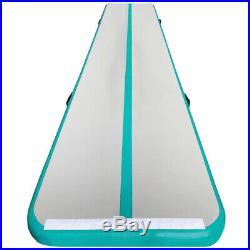 16 ft x3.3ft x4inch Inflatable Air Track Mat Gymnastics Tumbling Mat Air Floor