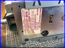 1970-77 Pontiac Firebird AM FM Stereo Radio Red Dot Works Great Test Video