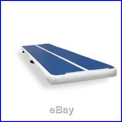 1x Big Gymnastics Air Track Gym HomeTumbling Mat Air Track Floor Inflatable Mat