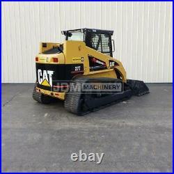 2003 Caterpillar 277 Cab Heat Air Track Skid Steer Loader Cat 277