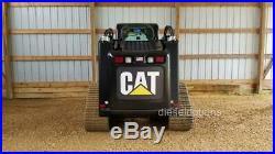 2008 Caterpillar 277c Cab Heat Air Track Skid Steer Loader Cat 277