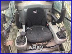 2011 Caterpillar 289c Cab Air Heat Track Skid Steer Loader Cat 289