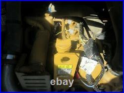 2015 Caterpillar 259d Cab Heat Air Track Skid Steer Loader Cat 259 Loaded