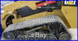 2017 Caterpillar 277d Cab Heat Air Track Skid Steer Loader Cat 277