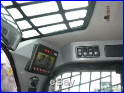 2017 Caterpillar 289d Cab Heat Air Track Skid Steer Loader Cat 289