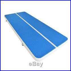20FT Air Track Floor Home Gymnastics Tumbling Yoga Mat Inflatable Taekwondo GYM