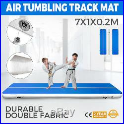 23x3.3Ft Airtrack Air Track Floor Home Inflatable Gymnastics Tumbling Mat GYM