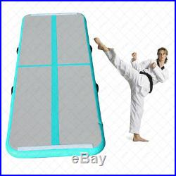 3009010 Inflatable Air Track Tumbling Floor Gymnastic Practice Training Mat Y