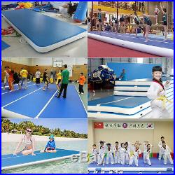 6x20 ft Air Track Floor Home Gymnastics Tumbling Mat GYM WithPump