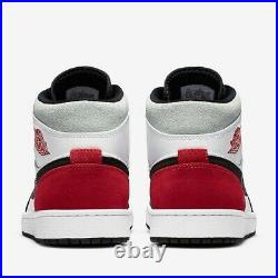 Air Jordan 1 Mid SE Track Red 852542-100 Size 8-14 Free Shipping