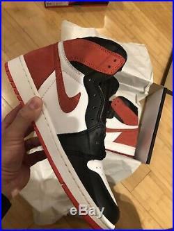 Air Jordan 1 Six Rings Track Red US Size 8.5