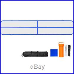 Air Track 10/13/16/20/26/30/FT Airtrack Floor Inflatable Gymnastics Tumbling Mat