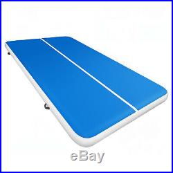 Airtrack 13FT Inflatable Air Tumbling Track Gymnastics Mat Yoga Training Sports