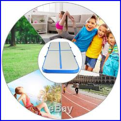 Airtrack Air Track Floor Inflatable Home Gymnastics Tumbling Mat GYM+ Free Pump