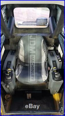 High Flow 2005 Asv Posi-track Rc100 Cab Heat Air Track Skid Steer Loader Asv