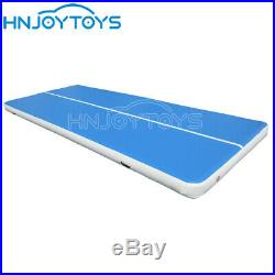 Inflatable Air Track Floor Inflatable Gymnastics Tumbling Mat GYM16.5x6.6ft8inch