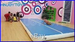 Inflatable Air Track Floor Inflatable Gymnastics Tumbling Mat GYM20x6.6ft8inch