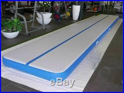 Inflatable Gym Mat Air Tumbling Track Gymnastics Cheerleading Inflatable Mat