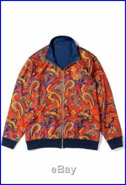 NEW Bel-Air Athletics Fresh Prince Reversible Track Jacket, T-Shirt & Bag XXL