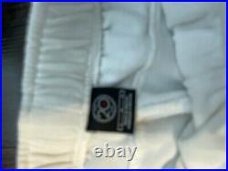 NIKE AIR JORDAN BASKETBALL TRACK SUIT JACKET + PANTS Large Size Black Color