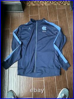 NIKE AIR JORDAN FLIGHT THERMA-FIT Track Suit set jacket/ pants Elite 2XL NC NCAA