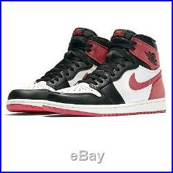 Nike Air Jordan 1 Retro High OG'Track Red' 100%AUTHENTIC 555088-112 MEN 13US