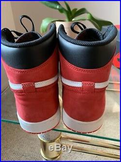 Nike Air Jordan 1 Retro Track Red (EUR) Sz11.5 Jordans 11 4 Chicago Royal Bred