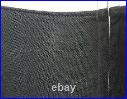 Nike Air Jordan Basketball Track Suit Jacket + Pants Black White Rare (size 3xl)