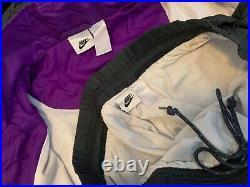 Nike Air Trainingsanzug Size L Retro Vintage Nike Tracksuit Jogginganzug
