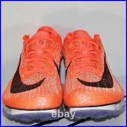 Nike Air Zoom Victory Next% Track Racing Spikes Men 11.5 CD4385-800 Bright Mango