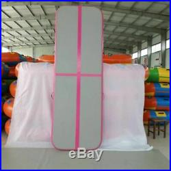 Premium Quality 6m Gymnastics Inflatable Air Track Mat With Electric Air Pump