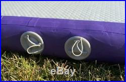 Sinolodo Air Track 10Ft Inflatable Tumbling Gymnastics Cheerleading Mat NO PUMP