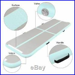 Tumbling Mat Air Inflatable Gymnastics Track /Electric Pump For Home Use/Cheerle