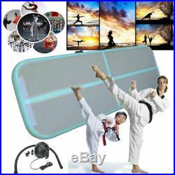 UK Air Track Floor Home Inflatable Gymnastics Tumbl Mat GYM Yoga Mat Hot Sale #