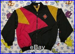 Vintage Nike Air Jordan Track Jacket Windbreaker Size L RARE 90s