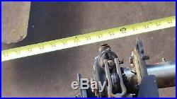 Watson Chalin Trailer Axle 71.5 Track Top Mount Air Ride Suspension