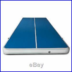 XMAS Gift 6x20 ft Air Track Floor Home Gymnastics Tumbling Mat GYM With Pump Yoga